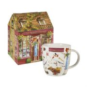 At Your Leisure The Needleworker Mug In Gift Box